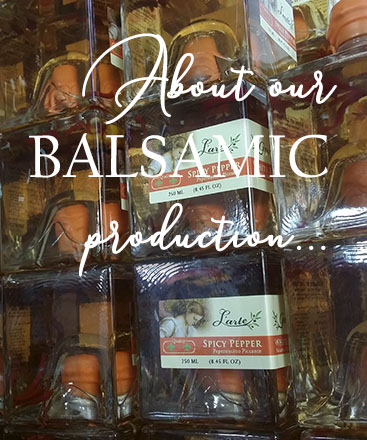 Balsamic production