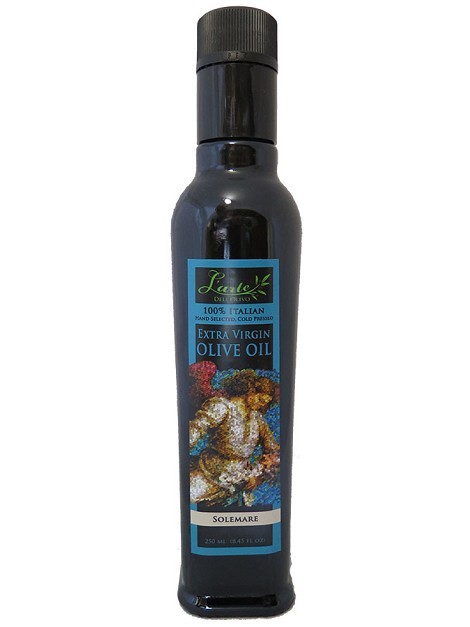 2018 Extra Virgin Solemare Olive Oil - 250ml