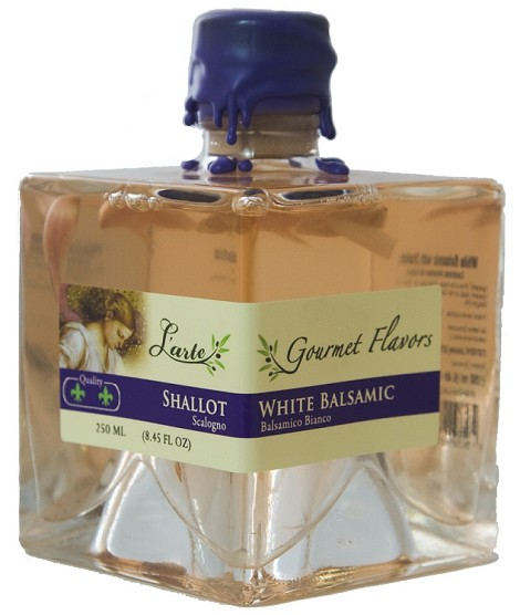 Shallot White Balsamic 250ml Aged 4 years
